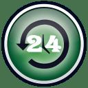 24 -timmar-tid-flyttstadning
