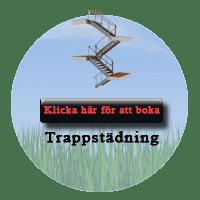 Trappstädning Upplands Väsby